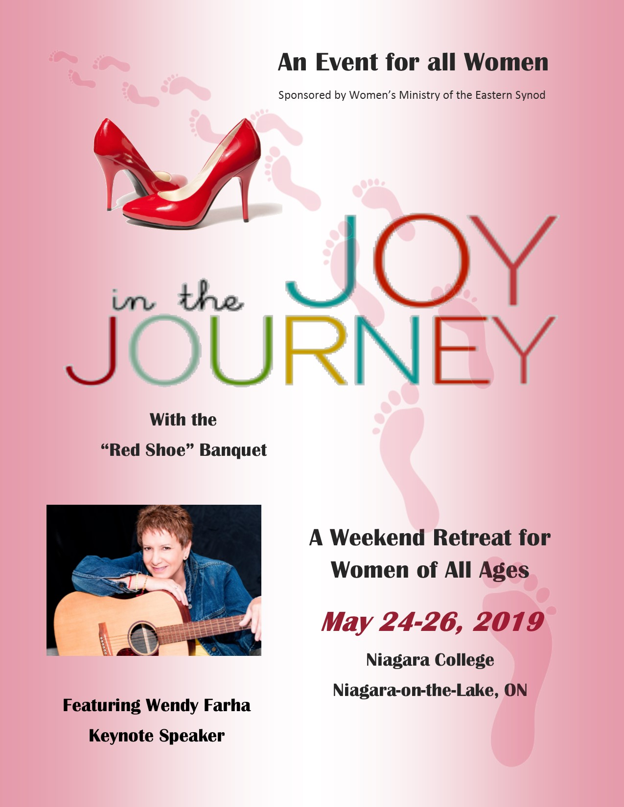 joy in journey poster